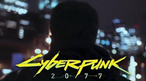 Cyberpunk 2077 - Mike Pondsmith about Cyberpunk World
