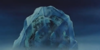 The Giant that Sleeps in Ice