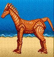 Trojan Horse mecha