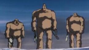 Stone Giants
