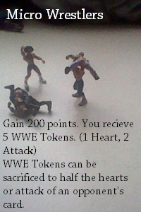 Micro Wrestlers