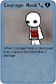 Courage Mook