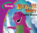 Barney Beach Party