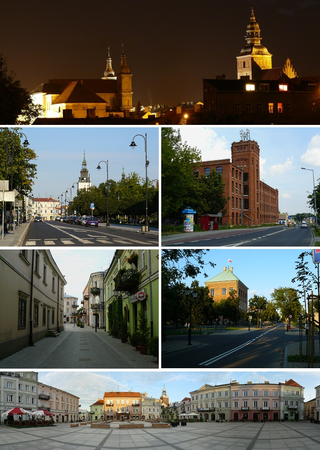 File:Collage of views of Piotrkow Trybunalski.png