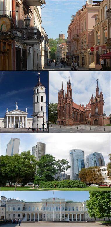Vilnius montage2