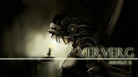 「Lyrics」Ververg ver.B - Ani feat. B(Cytus)