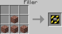 Filler-pyramid