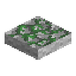 Mossy Pressure Plate (Silent)