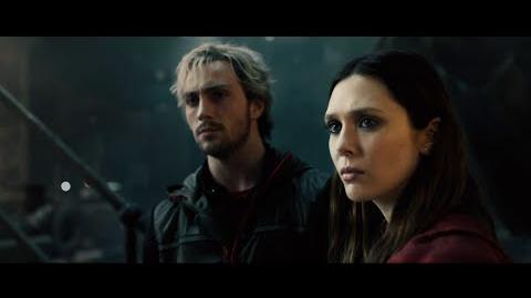 Meet Quicksilver & the Scarlet Witch - Marvel's Avengers Age of Ultron - Featurette 1