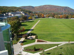 800px-The Plain from Jefferson Hall, Oct 2008