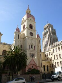 San Francisco - Saint Boniface church - 1