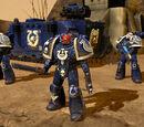 Retribution/Tactical Marine Squad