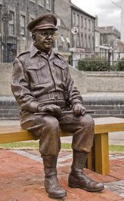 Mainwaring Statue