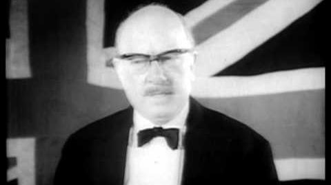 Dad's Army - First Ever Intro and Scenes (From Pilot)