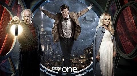 Doctor Who A Christmas Carol - Christmas Special 2010 trailer - BBC One-0