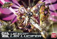 Lucifer/Bandai Models