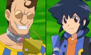 M.Gojou vs Hiro
