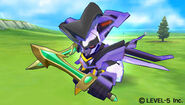 Dual blade style