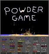 Powder Game Art