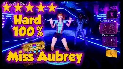 Dance Central 2 - Promiscuous - Hard 100% - 5* Gold Stars - 2.6 Millions Score (NEW DLC 28 08 12)