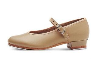 Tan Tap Shoe 50782