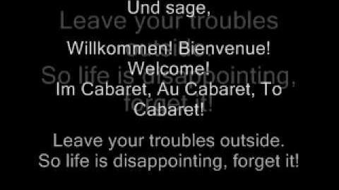Wilkommen - Cabaret the Movie-0