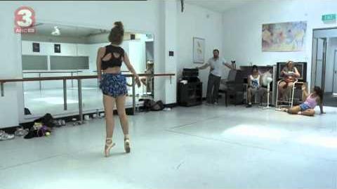 ABC3 Dance Academy Series 2 Meet Grace