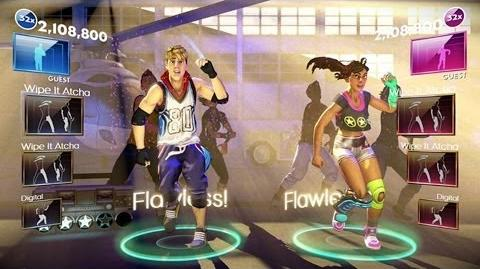 Dance Central- Spotlight E3 Announcement Trailer