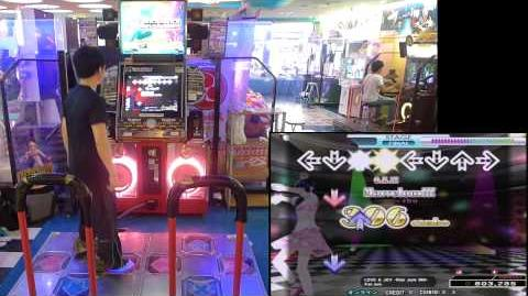 DDR2013 LOVE & JOY -Risk Junk MIX- (DDP BDP) 2013.08