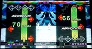 Roppongi EVOLVED ver.D BG Video on Stage