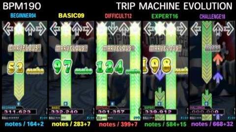 DDR X3 TRIP MACHINE EVOLUTIO - SINGLE