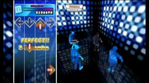 DDR II - Dirty Digital (Challenge Single Dance Mode)