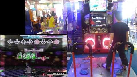 DDR2013 Choo Choo TRAIN (EDP DDP BDP) 2013.08