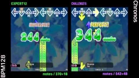 DDR X3 Chronos - DOUBLE HIGH