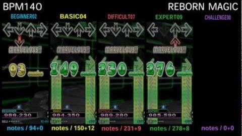 DDR X3 REBORN MAGIC - SINGLE-0