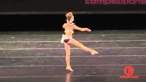 Sophia Lucia - My New Reality (Dance Moms)