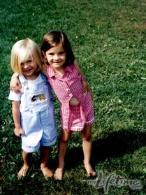 Young Paige and Brooke
