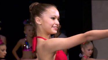 Abby Strikes Back auditions Chloe Nguyen