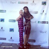 JoJo and Nia - Cabaret for a Cause - 2015-06-01