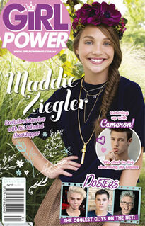 Maddie Girl Power 1