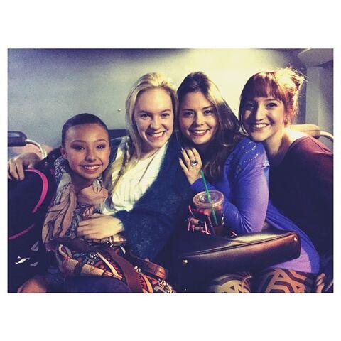 File:Sophia Lucia with Addison M - Alexa M - Molly L - 26Jan2015 .jpg