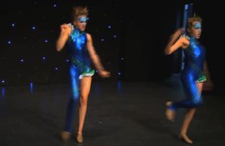 Dance Mums duet 1
