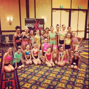 Auditions for Dance Moms around 15Nov2014 - via dmupdated