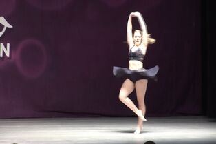 Taylor O'Lear with Bourn Academy of Dance at Rainbow 03-06-2015 (I Will Always Love You) 00.58