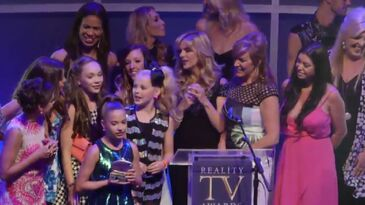 Dance Moms - Reality TV Awards - Best Recurring Cast - 14May2015 B