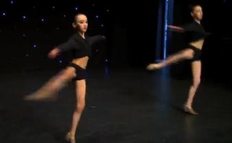 Dance Mums duet 3