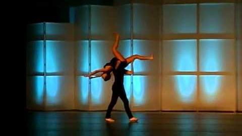 John Fiumara and Haley Fish - Mr and Miss Dance of America 2012 Farewell