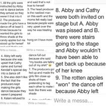 713 Fan explaining events