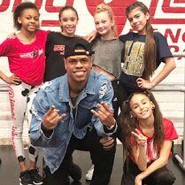 721 Hip Hop Group Dancers