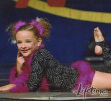Dancemoms kendall 4